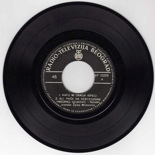 Predrag Gojkovic Cune - Diskografija  1965-211