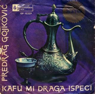 Predrag Gojkovic Cune - Diskografija  1965-213