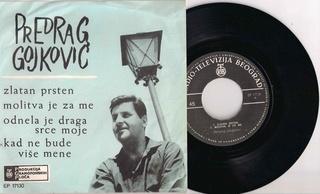 Predrag Gojkovic Cune - Diskografija  1965-310