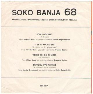 Milan Babic - Diskografija 2 1968-211