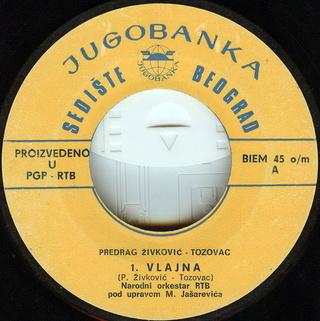 Predrag Zivkovic Tozovac - Diskografija 19711a10
