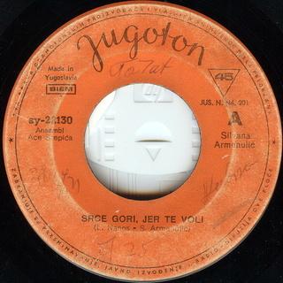Silvana Armenulic - Diskografija  1972-210