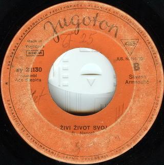 Silvana Armenulic - Diskografija  1972-211
