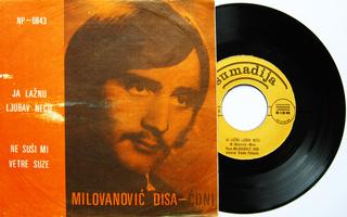 Radisa Disa Milovanovic - Diskografija  1972_a12