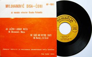 Radisa Disa Milovanovic - Diskografija  1972_b13