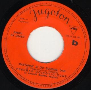 Predrag Gojkovic Cune - Diskografija  - Page 3 1973-911