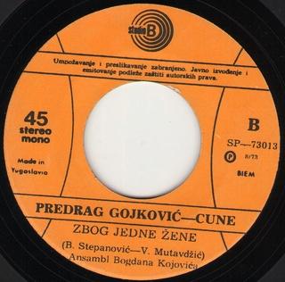 Predrag Gojkovic Cune - Diskografija  - Page 3 1973_v14
