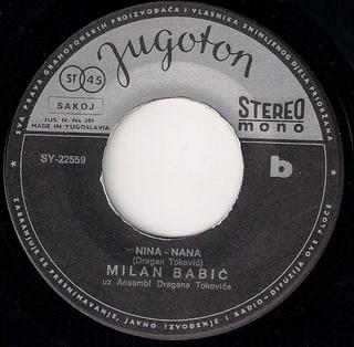 Milan Babic - Diskografija 2 1974_v15