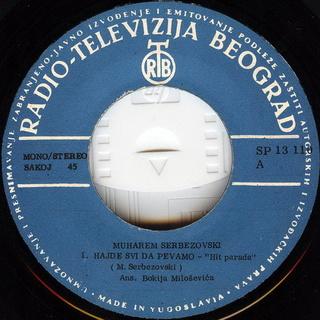 Muharem Serbezovski - Diskografija 1975-212