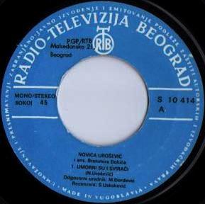Novica Urosevic - Diskografija  1976-211