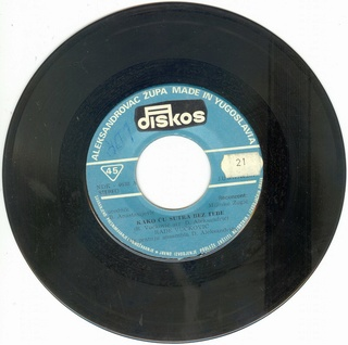 Rade Vuckovic - Diskografija  1977-110
