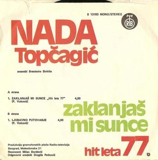 Nada Topcagic - Diskografija 1977_b10