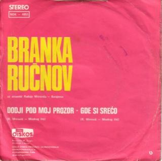 Branka Rucnov - Diskografija  1978-216