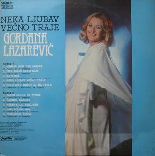 Gordana Lazarevic - Diskografija 1979_z11