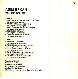 Asim Brkan - Diskografija 2 1981_k16