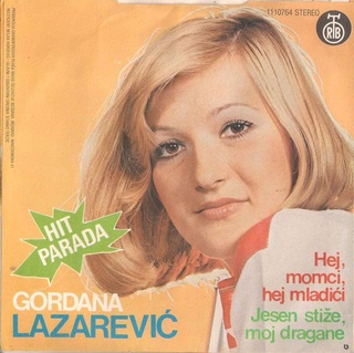 Gordana Lazarevic - Diskografija 1981_z16