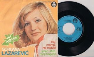 Gordana Lazarevic - Diskografija 1981_z17