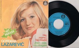 Gordana Lazarevic - Diskografija 1981_z18