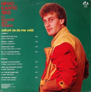 Nihad Kantic Sike - Diskografija  1983_b11