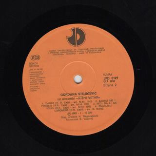 Gordana Stojicevic - Diskografija  - Page 2 1983_v19
