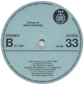 Nada Topcagic - Diskografija 1983_z11