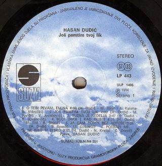 Hasan Dudic - Diskografija 1984-112