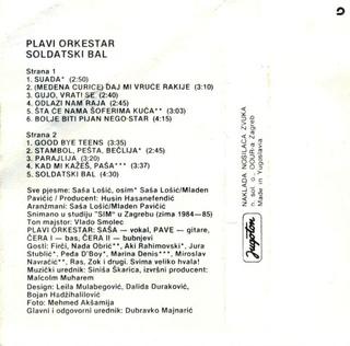 Nada Obric - Diskografija  1985_z16