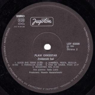 Nada Obric - Diskografija  1985_z18