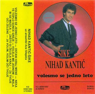 Nihad Kantic Sike - Diskografija  1986_k15