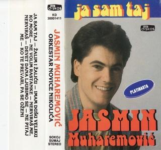 Jasmin Muharemovic - Diskografija 1987_k11