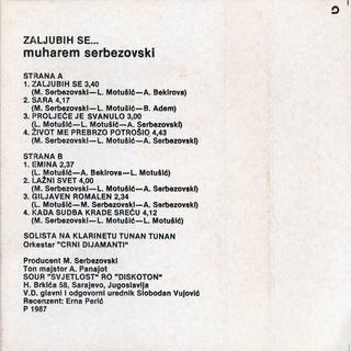 Muharem Serbezovski - Diskografija - Page 2 1987_z14