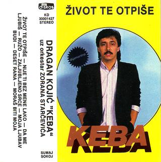 Dragan Kojic Keba - Diskografija 1987zi10