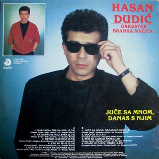 Hasan Dudic - Diskografija 1989_z12