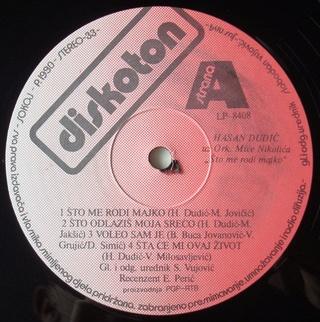 Hasan Dudic - Diskografija 1990_v10