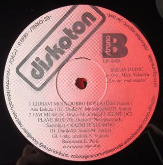 Hasan Dudic - Diskografija 1990_v11