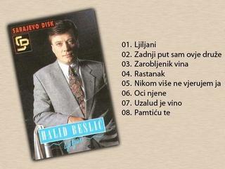 Halid Beslic - Diskografija 1991_p10