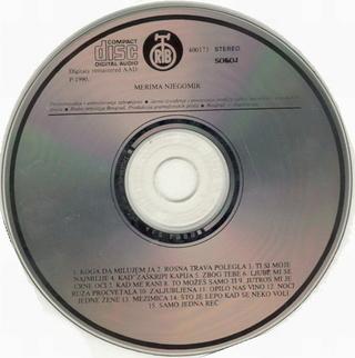 Merima Kurtis Njegomir - Diskografija  1991_z14