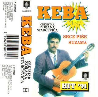 Dragan Kojic Keba - Diskografija 1991sr10