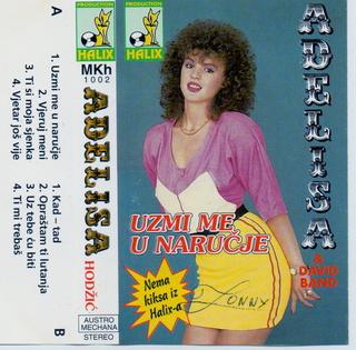 Adelisa Hodzic - Diskografija  1992_k13