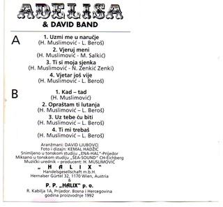 Adelisa Hodzic - Diskografija  1992_k14
