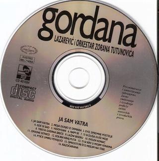 Gordana Lazarevic - Diskografija 1994_c14