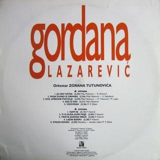 Gordana Lazarevic - Diskografija 1994_l11