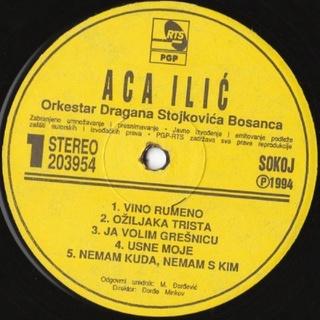 Aleksandar Aca Ilic - Diskografija  1994_z10
