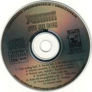 Jasmin Muharemovic - Diskografija 1994_z18