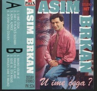 Asim Brkan - Diskografija 2 1995_k10