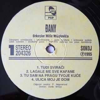 Djani (Radisa Trajkovic) - Diskografija 2 1995_v10