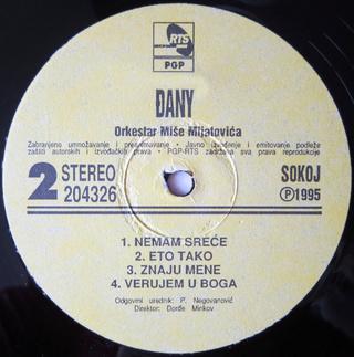 Djani (Radisa Trajkovic) - Diskografija 2 1995_v11