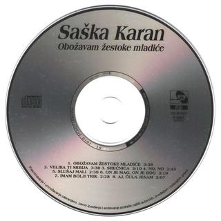 Saska Karan - Diskografija  1995_z14