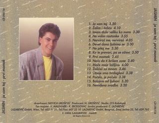 Jasmin Muharemovic - Diskografija 1996_b10
