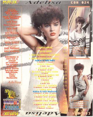 Adelisa Hodzic - Diskografija  1996_p16